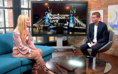 Live TV Interview on London Live